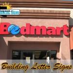 National Building Letter Signs Phoenix