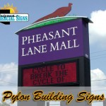 National Pylon Building Signs Phoenix