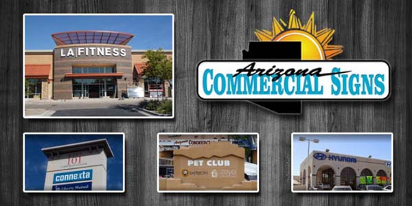 Sign Fabrication & Manufacturing