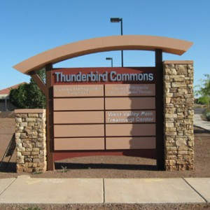 Custom Multi Tenant Monument Signs
