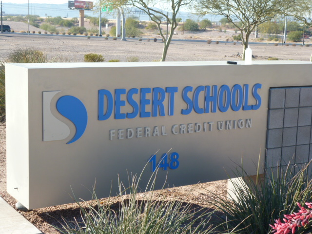 Desert Schools-PAPAGO - Multi Location Signs
