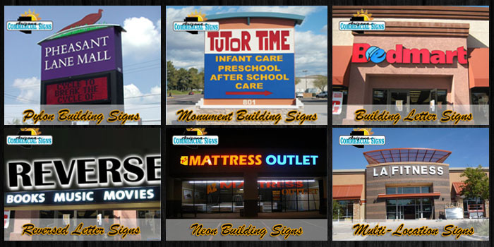 Choosing The Right Business Sign For Your Company