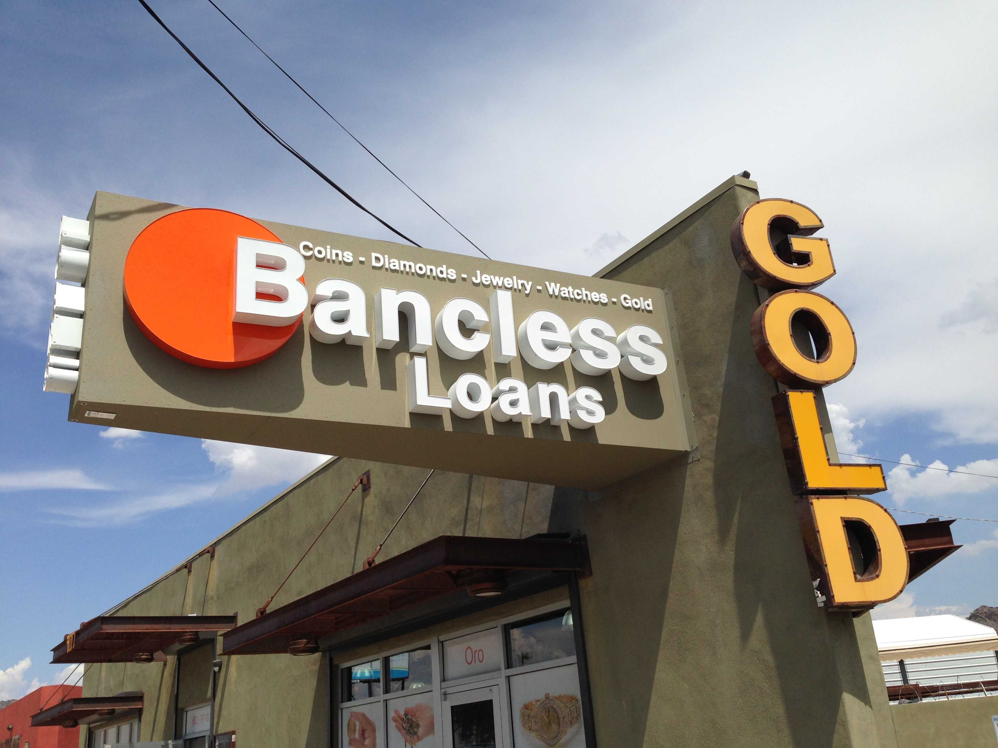 Outdoor Business Signs Phoenix Arizona