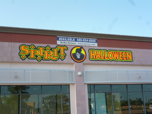 Pan Channel & Reverse Pan Letter Signs - Arizona Commercial Signs