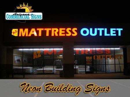 Custom Neon Signs Phoenix - Arizona Commercial Signs 480-921