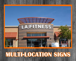 Multi-Location Signs
